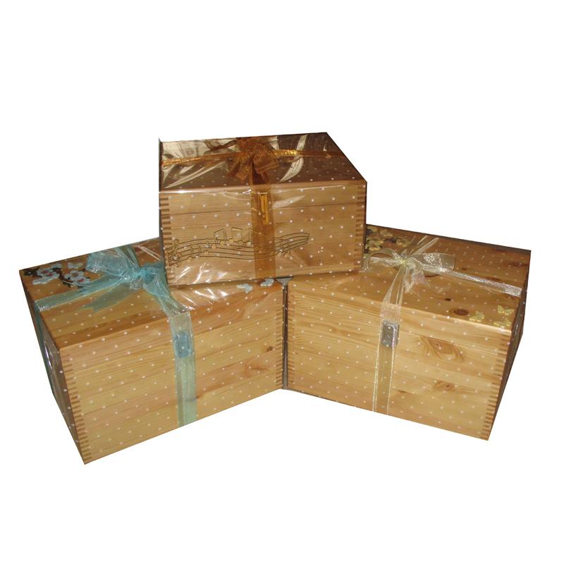 Gift Wrapped Keepsake Boxes