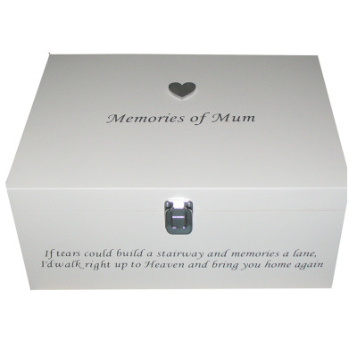 Memories of .....Bereavement Memory Box