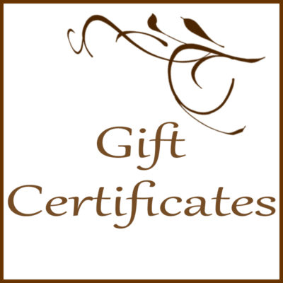 Gift Certificates Wooden Keepsake Boxes
