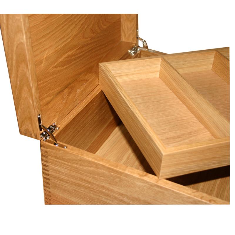 Oak Memory Box - Personalised
