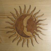 Sun Close Up