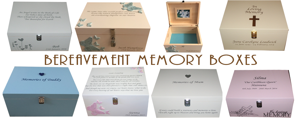Personalised Wooden Keepsake Boxes Amp Memory Boxes Read S